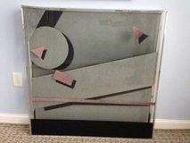Contemporary Abstract Modern 3D Wall Art in Melbourne, Florida