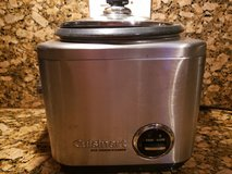 Cuisinart CRC-400 Rice Cooker, 4-Cup, Silver in Melbourne, Florida