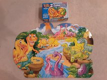 2-Sided Floor Puzzle in Bolingbrook, Illinois