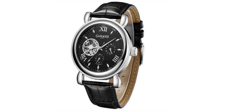GAMAGES OF LONDON Limited Edition Hour Timer Automatic in Bolingbrook, Illinois