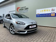 2013 Ford Focus ST with warranty in Ansbach, Germany