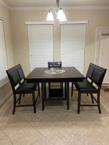 Square breakfast table with chairs for sale in Bellaire, Texas
