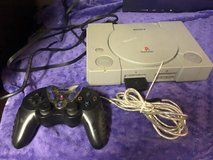Sony Play Station with 1 Game in Elizabethtown, Kentucky