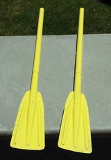 Vintage Aluminum Paddles   *Price Drop* in St. Charles, Illinois