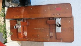 ship / sail boat mahogeny  table top only strong good shape  salling or trade (51'' x 28'' x 1 1... in Okinawa, Japan