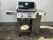 Weber BBQ Grill w/ Cover in Wiesbaden, GE