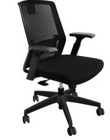 Ergonomic Adjustable Office Chair - Fully Assembled - New! in Naperville, Illinois