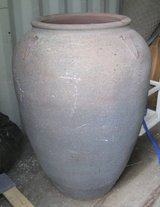 """VINTAGE LARGE CLAY POT - 42"""" TALL - 32"""" DIAMETER in Naperville, Illinois"""