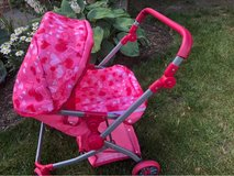 Pink Doll Stroller in St. Charles, Illinois