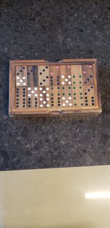 Dominoes with Case in Okinawa, Japan