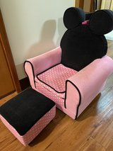 minnie mouse kids chair in Okinawa, Japan