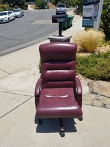 Leather Desk Chair in Camp Pendleton, California
