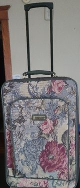 Suitcase With Handle and Wheels in Naperville, Illinois