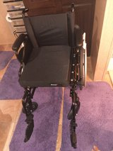 Invacare Wheelchair (Model No. 9000 XDT) Polyurethane Polyester in Fort Campbell, Kentucky