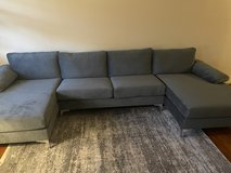 Brand New Gray Sectional in Fort Campbell, Kentucky
