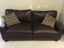 Small couch in St. Charles, Illinois