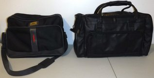 Holiday Canvas Weekend -OR- Prestwick Country Club Leather Duffle Bag in Naperville, Illinois