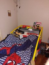 Twin car bed in Fort Campbell, Kentucky