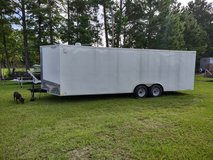 Enclosed trailer in Cherry Point, North Carolina