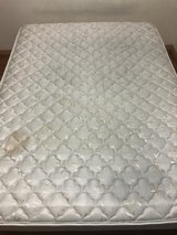 Queen Size Mattress & Boxspring in Okinawa, Japan