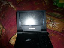 dvd player - showed working - with the twilight zone movie playing in Fort Knox, Kentucky