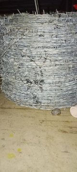 Roll of BARBED WIRE in Fort Campbell, Kentucky