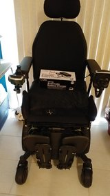 Electric power chair in Fort Campbell, Kentucky