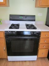 """General Electric free-standing 30"""" gas range in St. Charles, Illinois"""