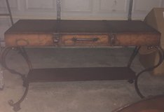 TV stand in Bellaire, Texas