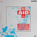 LaserDisc Video Aid: The Feed the World Compilation (1985) in Okinawa, Japan