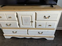 Two dressers in Fort Campbell, Kentucky