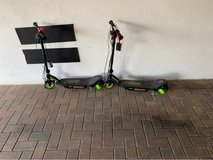 Razor Scooters in Spangdahlem, Germany