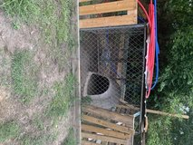 house and cage for small dog in Warner Robins, Georgia