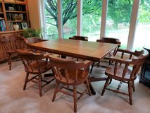 Knotty Pine Country Dining Room Set in Joliet, Illinois