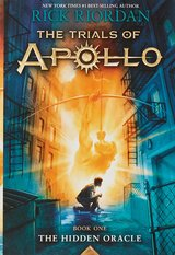 The Trials of Apollo Book One: The Hidden Oracle in Okinawa, Japan