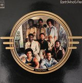 Earth, Wind and Fire vinyl records in Okinawa, Japan