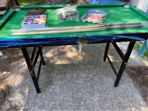 4ft portable pool table kit in Beaufort, South Carolina