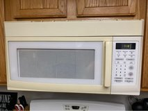 Over the range microwave in 29 Palms, California