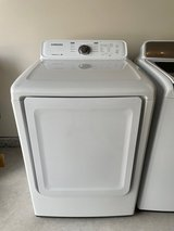 Washer and Dryer (Samsung, High Efficiency) in Cherry Point, North Carolina