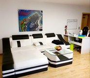 TLA, TLF, TQSA - luxurious, modern art studio at the LRMC - available again at the end of November in Ramstein, Germany