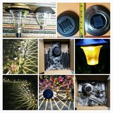outdoor  solar power LED Lights in Bolingbrook, Illinois