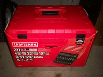 227 pc. craftsman toolset - new in Fort Knox, Kentucky