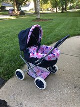 Corolle Doll Stroller in St. Charles, Illinois