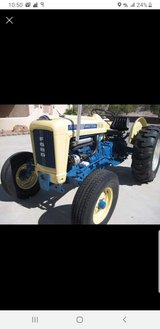 1963 Ford Industrial Tractor in Alamogordo, New Mexico