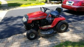 Riding lawnmower. in St. Charles, Illinois