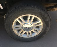 Ford F-150 six lug Tires and Rims in Alamogordo, New Mexico
