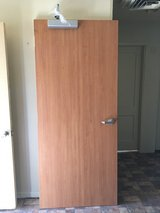 Fire rated commercial doors with hardware. in Alamogordo, New Mexico