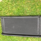 Dog ramp 60 inches Long 15 inches wide. Folds in two in Wiesbaden, GE