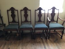 Set of 4 Vintage Chairs in Alamogordo, New Mexico