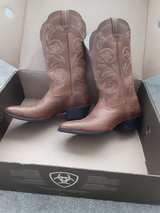 Ariat size 8.5 women's boots in Beaufort, South Carolina